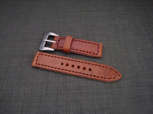 DaLuca_Panerai_Watch_Straps_Custom_Agent_Orange.jpg