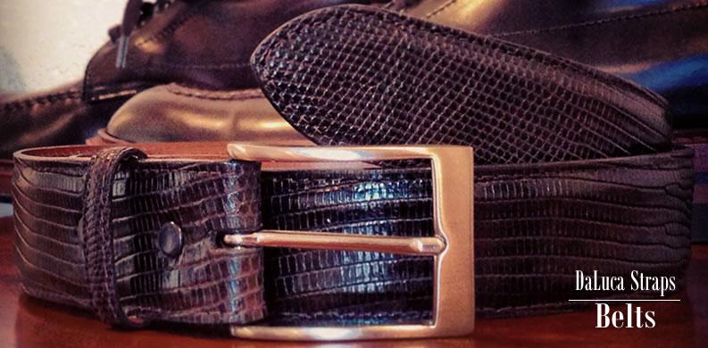 DaLuca Handmade Belts